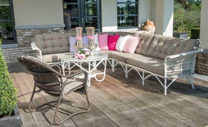 Lounge Meubelen Tuin : 4so tuinmeubelen loungemeubelen 4 seasons outdoor tuinmeubelen