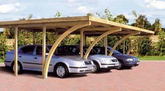 Carport, Carports, Enkelcarport, Dubbelcarport, Carport Luxury