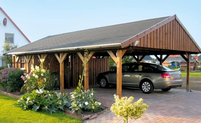 carport bouwpakket accessoires
